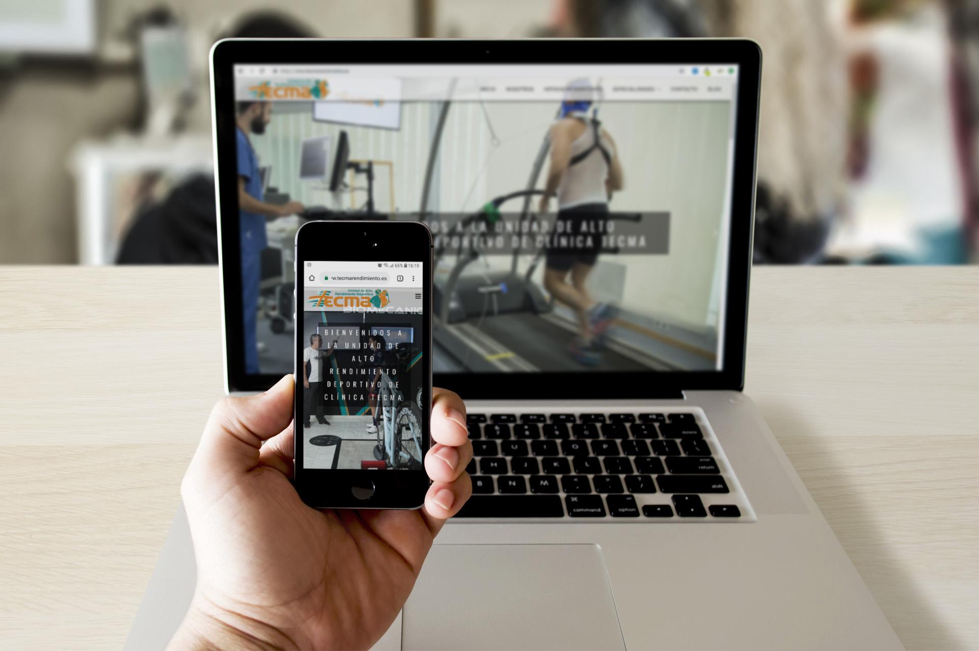 empresa programacion web española
